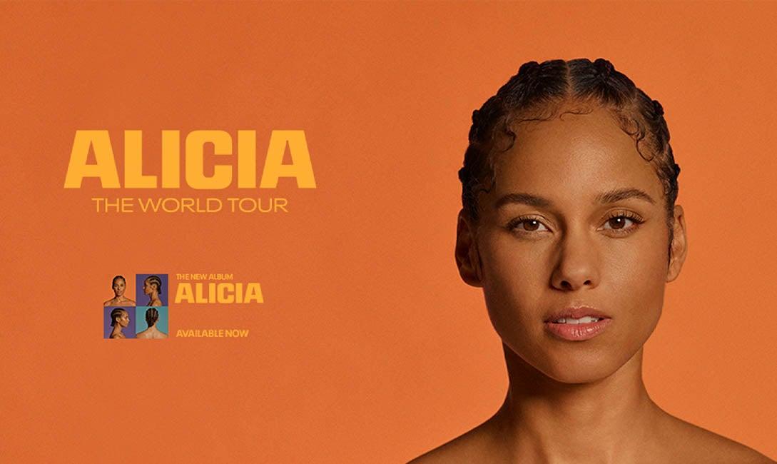 More Info for Alicia Keys: The World Tour