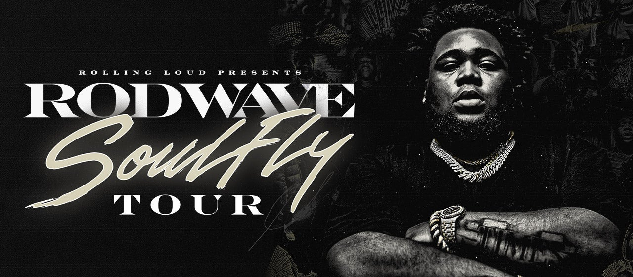 Rod Wave: Soul Fly Tour presented by Rolling Loud and Live Nation