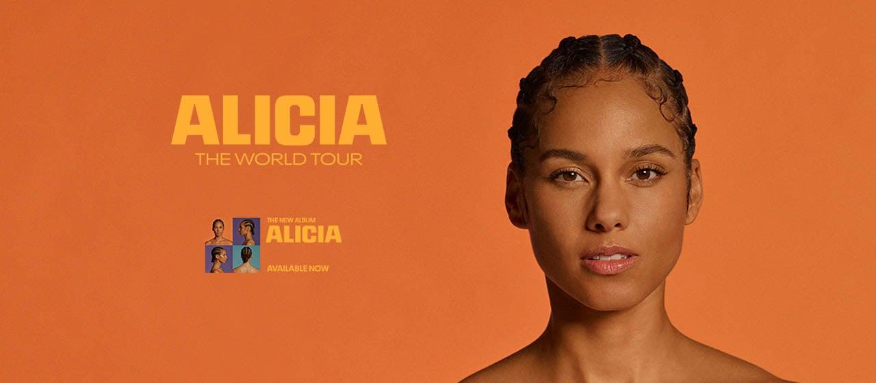 Alicia Keys: The World Tour