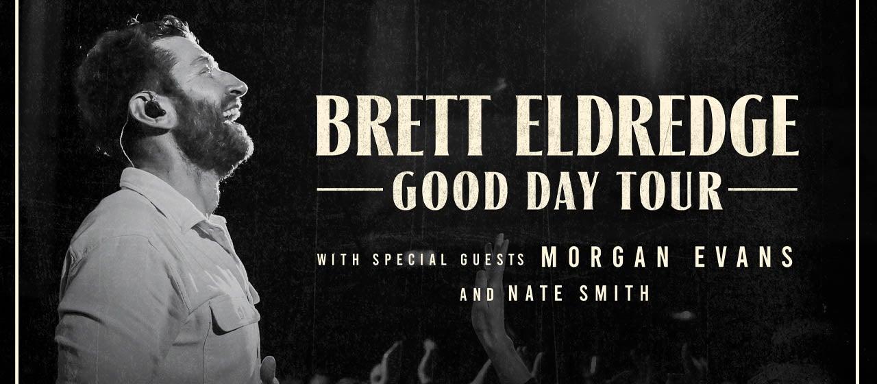 Brett Eldredge: Good Day Tour