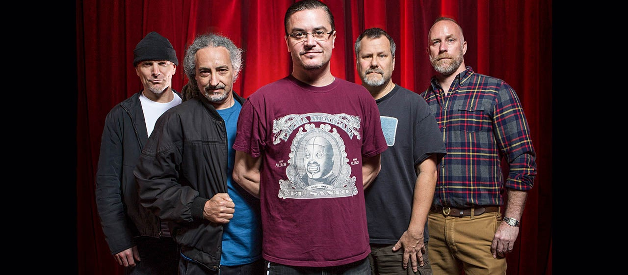 CANCELLED: 105.7 The Point Presents: Faith No More