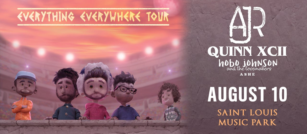 CANCELED: AJR AND QUINN XCII