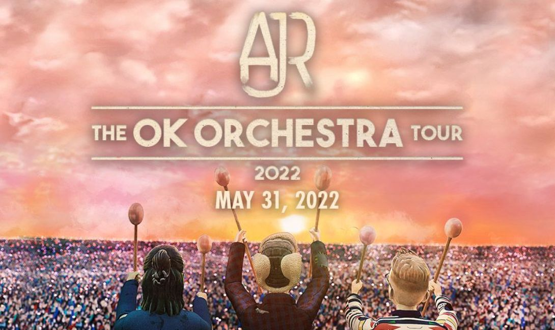 More Info for AJR  (MOVED TO HOLLYWOOD CASINO AMPHITHEATRE- ST.LOUIS)