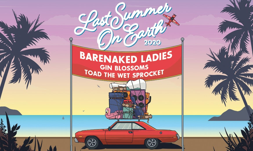 More Info for Barenaked Ladies with Gin Blossoms and Toad The Wet Sprocket