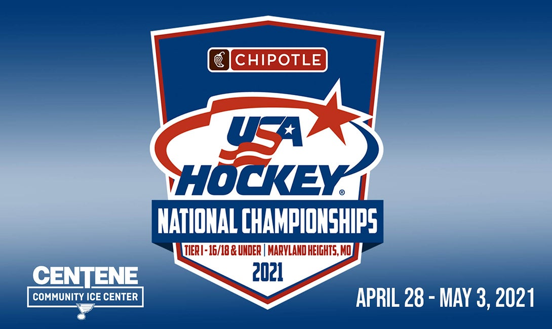 2021 Chipotle USA Hockey Nationals