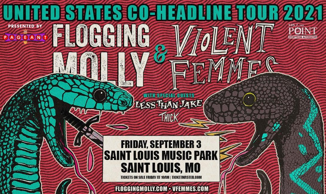 More Info for Flogging Molly & Violent Femmes