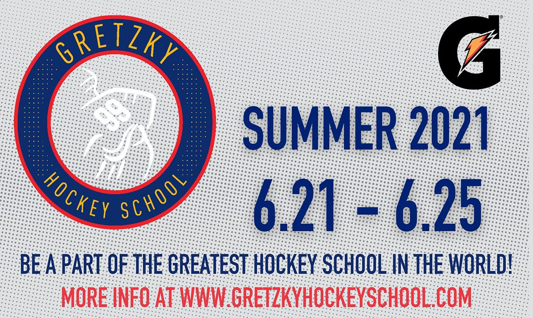 More Info for Gretzky Hockey School