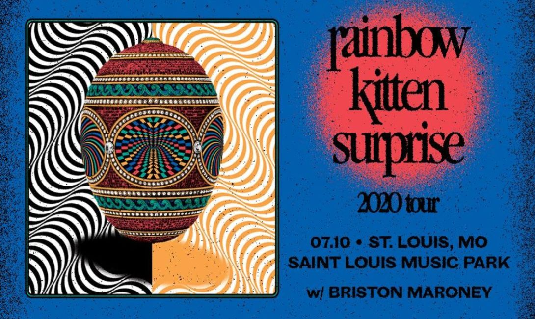 More Info for POSTPONED: Rainbow Kitten Surprise with Briston Maroney