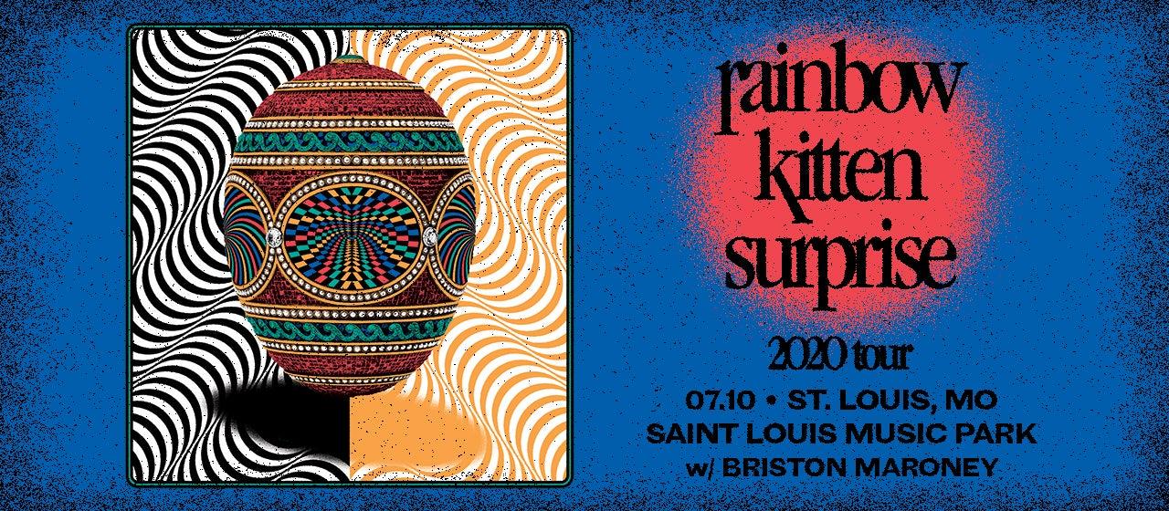 POSTPONED: Rainbow Kitten Surprise with Briston Maroney