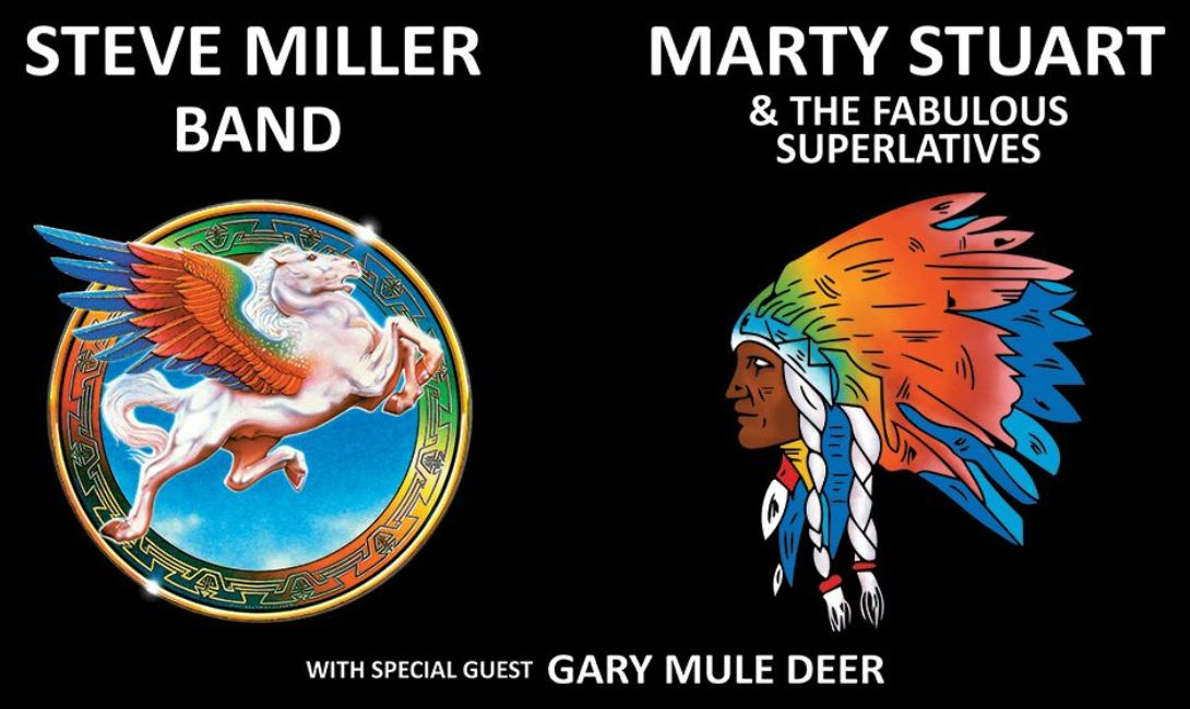 More Info for CANCELED: Steve Miller Band 2020 Summer Tour