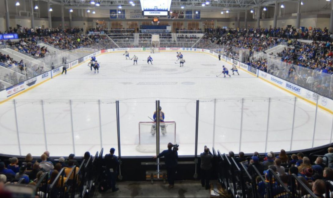 Centene Community Ice Center to host ACHA National Championships in 2022