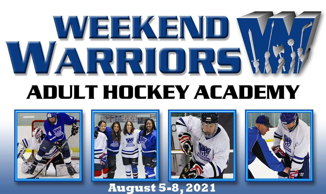 More Info for Weekend Warriors Adult Hockey Academy