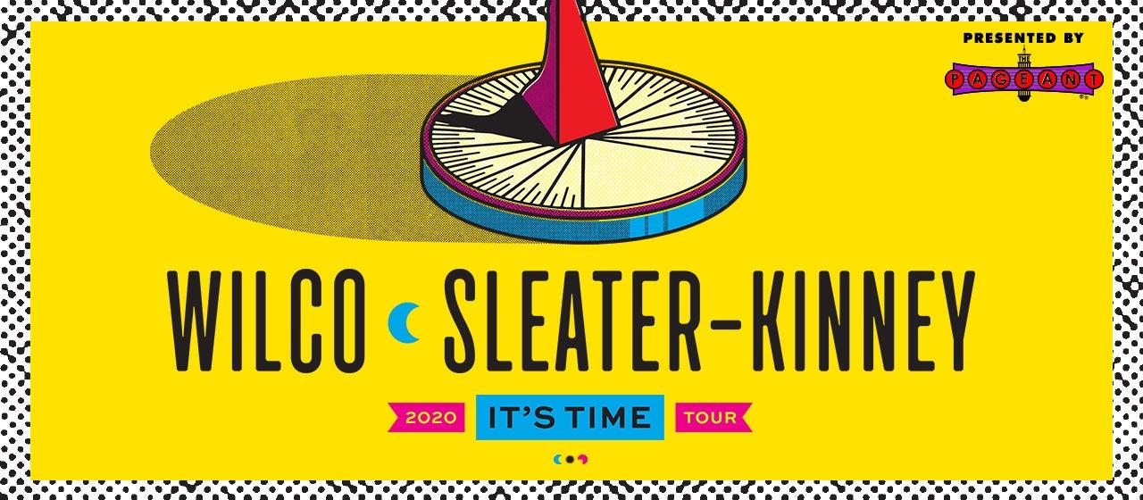 Wilco + Sleater-Kinney