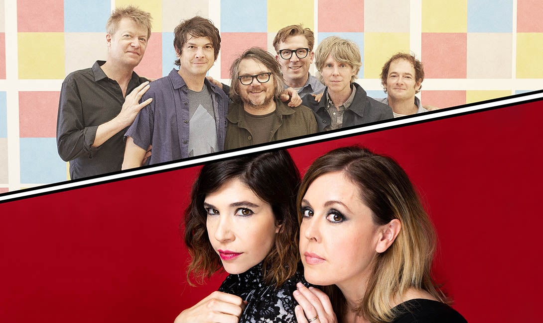 More Info for Wilco + Sleater-Kinney with special guest NNAMDI