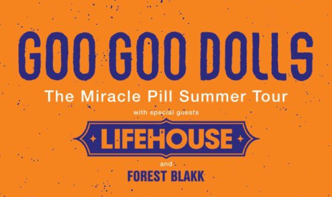 More Info for POSTPONED: Goo Goo Dolls