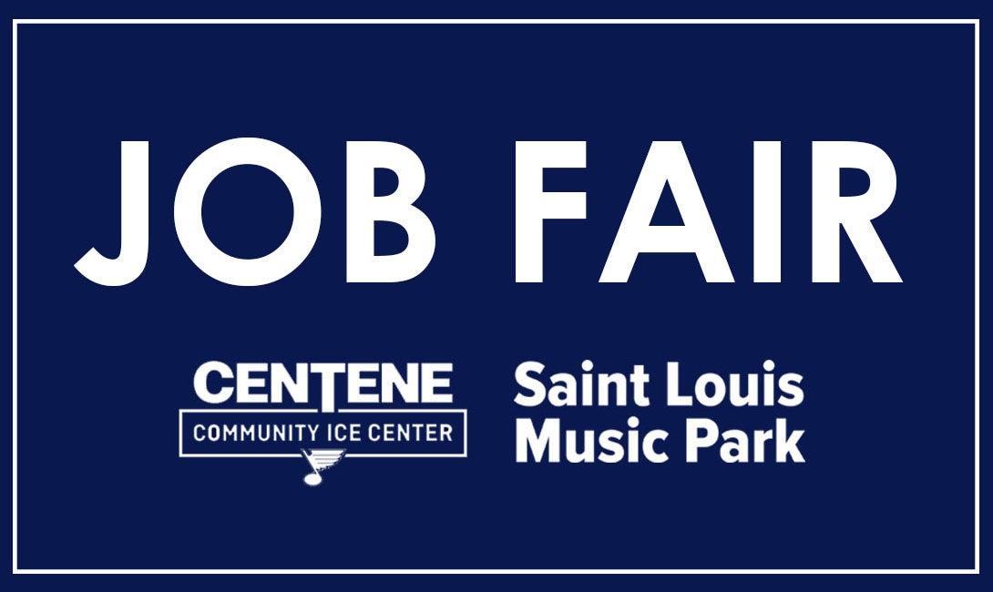 More Info for Centene Community Ice Center Job Fair