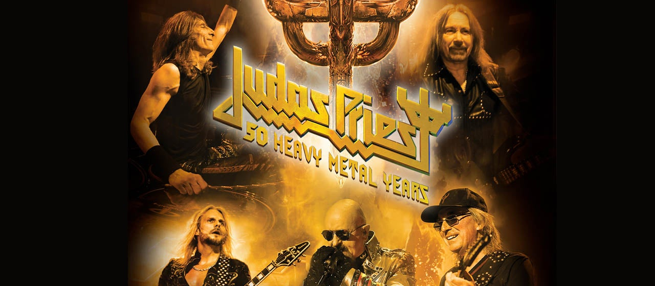 Judas Priest with special guest Sabaton
