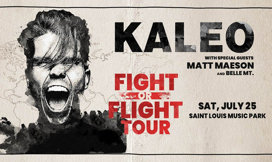 More Info for Rescheduled (NEW LOCATION - The Pageant): KALEO with special guests Matt Maeson & Belle MT.