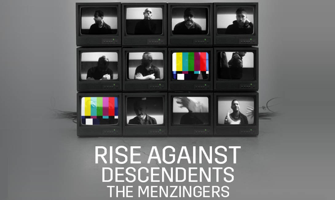 More Info for Rise Against: Nowhere Generation Tour