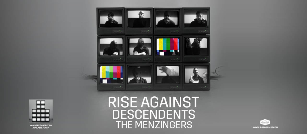 Rise Against: Nowhere Generation Tour