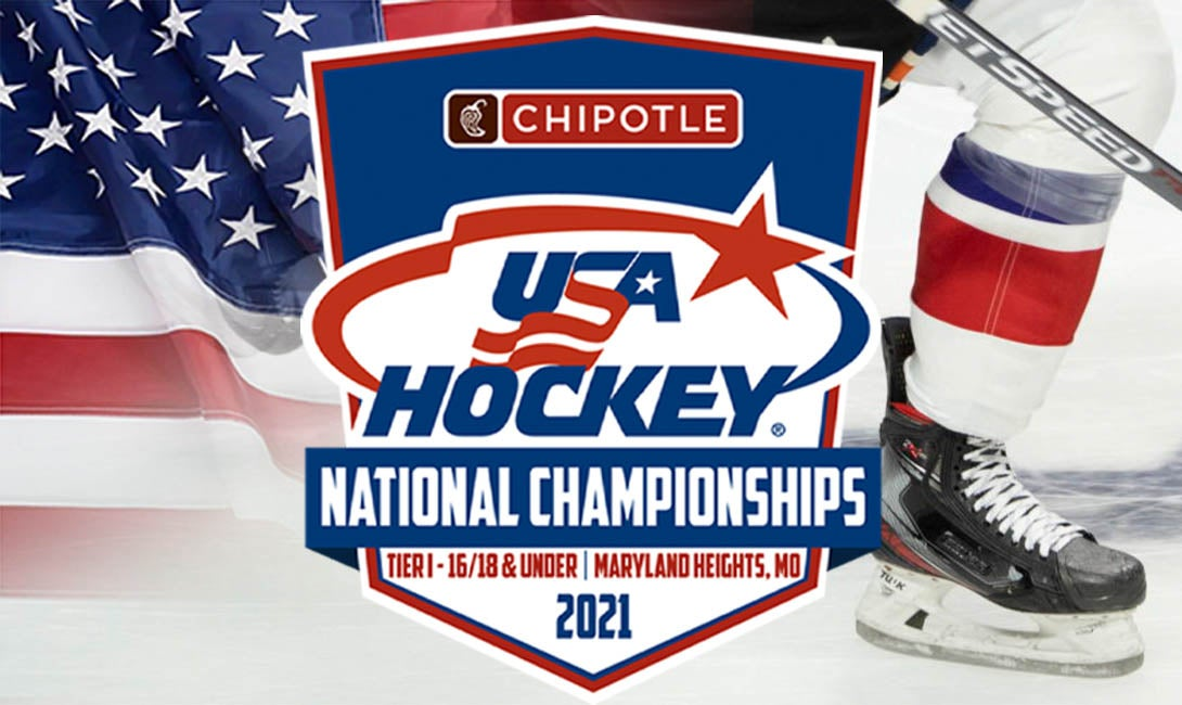 More Info for 2021 Chipotle USA Hockey Nationals